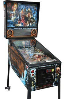 Pinball Sega Frankenstein