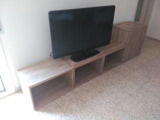 Modulos Ikea Montados
