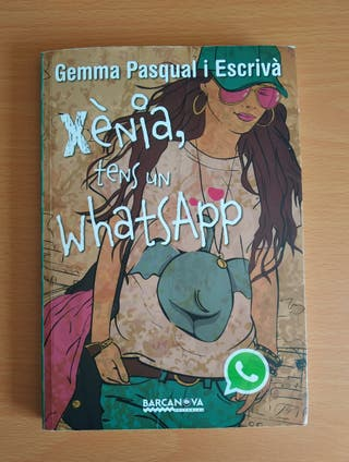 Xènia, tens un WhatsApp.