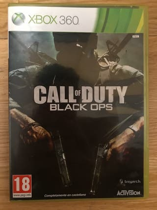 Call of Duty Black Ops, Xbox 360