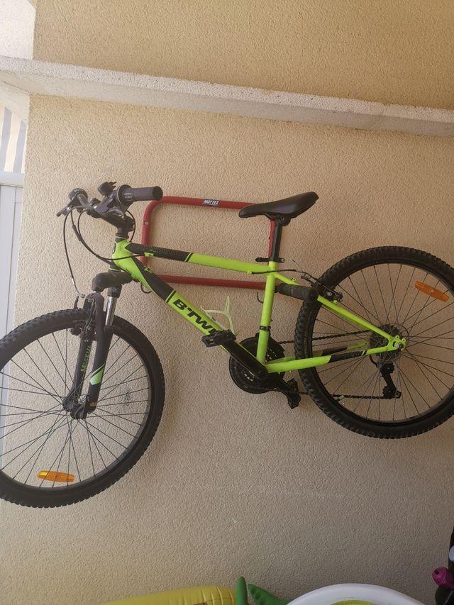 bicicleta niñ@ 8-12 años