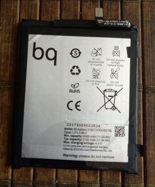 Batería Original - BQ Aquaris X Pro