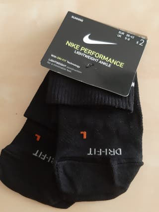 Calcetines Nike (dos pares)