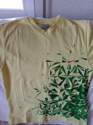 camiseta Nike niño talla G