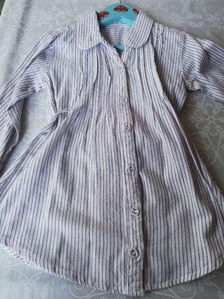 camisa niña 4 años