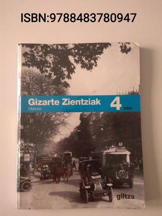 GIZARTE ZIENTZIAK DBH4