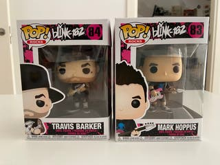 Funko Pop Blink 182 Pack