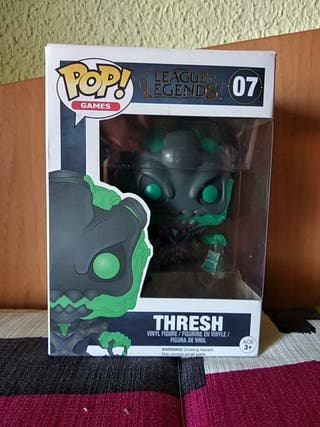 Funko Pop! Thresh League Of Legends