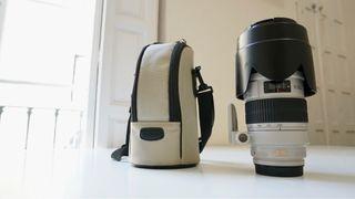 Canon EF 70 200mm f/. 2.8L USM Estabilizado