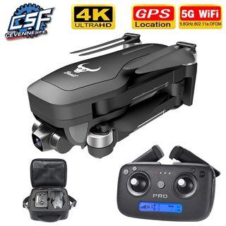 Dron SG 906 PRO + 4 baterias