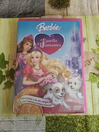 película Barbie el castillo de diamantes