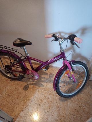 """bici de niña 20"""""""