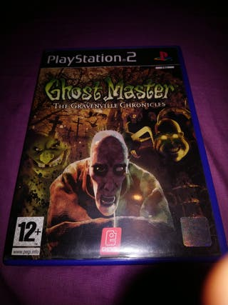 Ghost Máster ps2 PlayStation 2 Pal Esp Completo