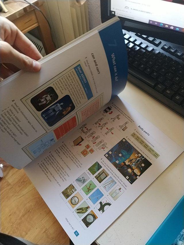 libro inglés Oxford tech Talk