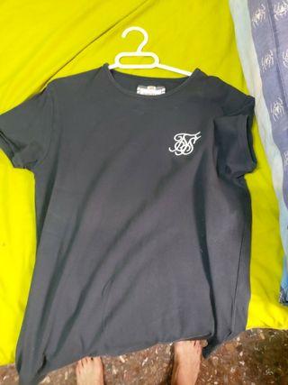 camiseta siksilk nueva