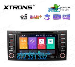 "RADIO GPS 7"" ANDROID 9.0 OCTA-CORE DVD GPS VW"