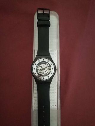 Reloj Swatch Silver Glam