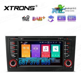 "RADIO GPS 7"" ANDROID 9.0 OCTA-CORE DVD GPS AUDI"