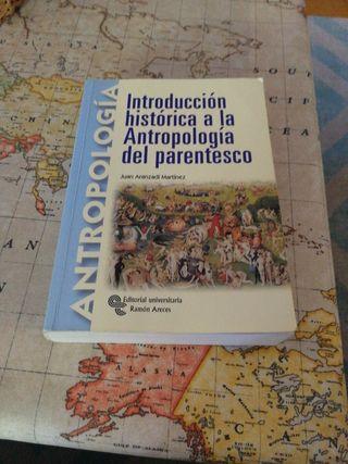 Introducción histórica a la Antropología de parent