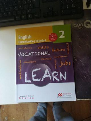 libro inglés comunicación y sociedad