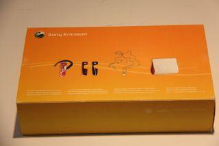 Sony Ericsson bluetooth headset hbh pv712