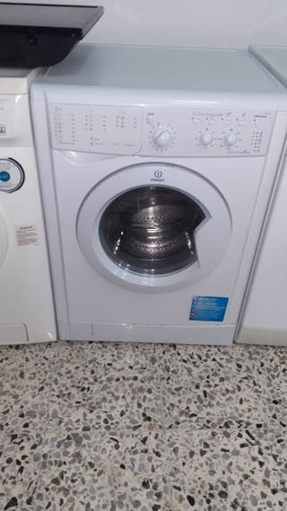 lavadora indesit 7kg
