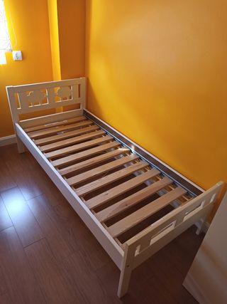 Cama infantil Ikea Ovejitas