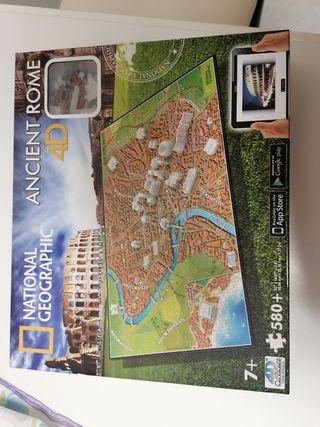 Puzzle 3D Roma