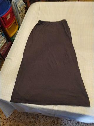 bonita falda larga
