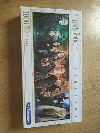 Puzzle de 1000 Piezas Harry Potter
