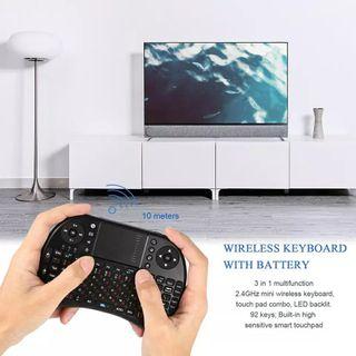 Teclado de mando Bluetooth
