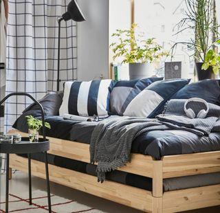 cama doble ikea