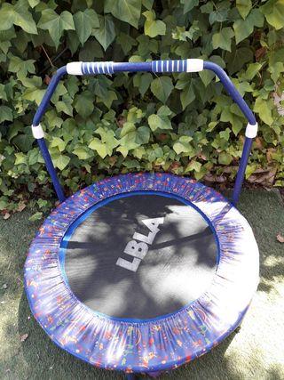 cama elastica. trampolin de 90 cm de diámetro