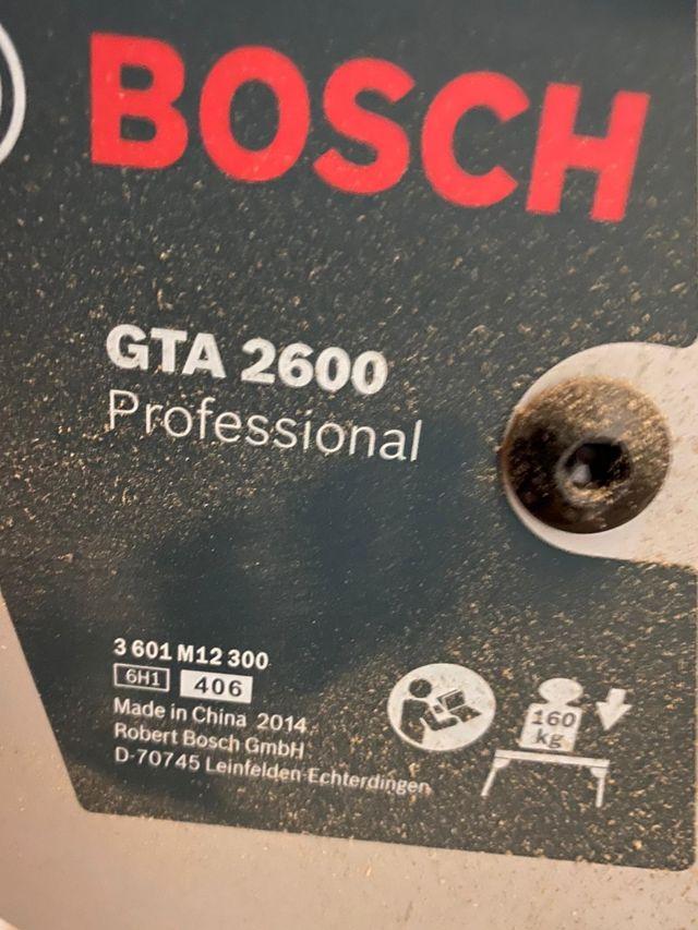 Ingletadora mesa Bosch Gcm 8 Sjl