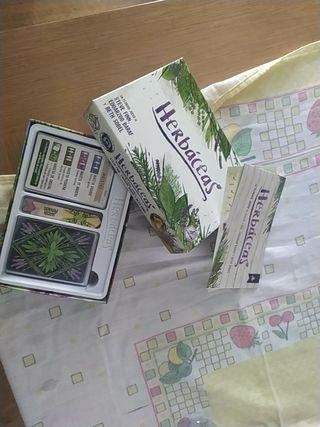 Juego de mesa: Herbáceas