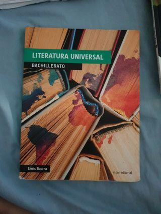 literatura universal 1° bachillerato