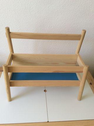 Expositor de libros FLISAT Ikea