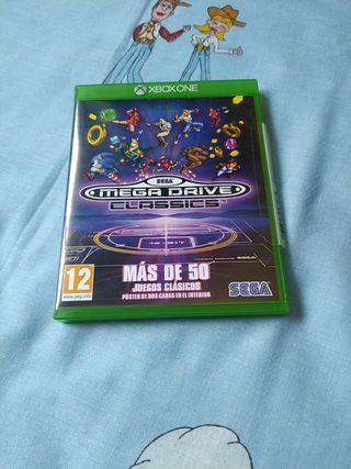 Sega Mega Drive Classics - Xbox One (Como Nuevo)