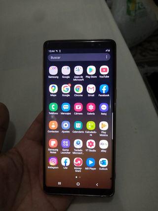 Samsung galaxy note 8 Dorado.