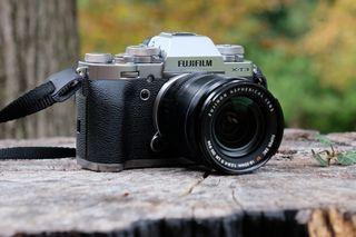 Fujifilm x t3 + objetivo 18 -55