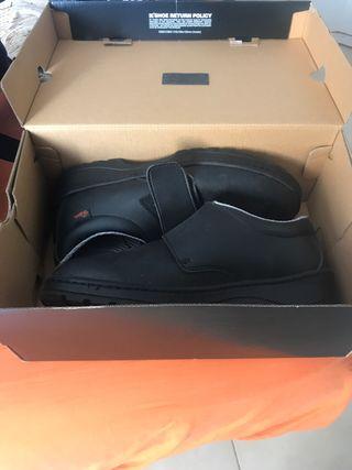Zapatos de trabajo cocina