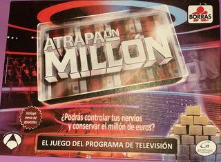 Juego de mesa ATRAPA UN MILLON