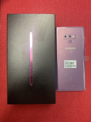 samsung note 9 128gb lila