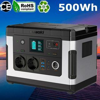 Generador Portátil Solar