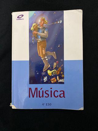 Libro de Música 4ºEso