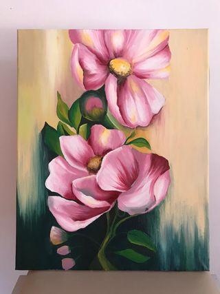 Cuadro Magnolias
