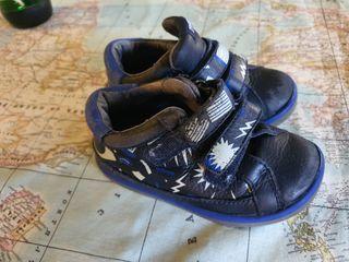 Botas deportivas Camper niño azul talla 24