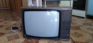 TELEVISOR ANTIGUO PHILIPS GRANDE EN SU TIEMPO HAIG