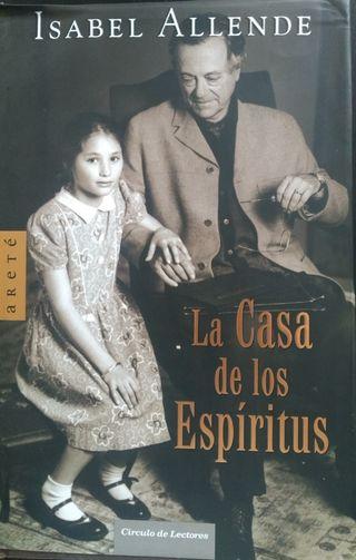 La casa de los Espiritus libro