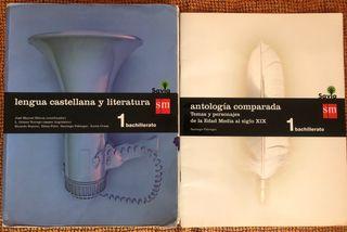 Libro Lengua castellana y Literatura 1° Bach